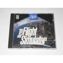 Microsoft Flight Simulator - P/pc - Antigo - 1995 - Cd