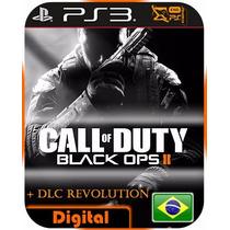 Call Of Duty Black Ops 2 Ps3 Psn - Promoção Psngamesps3
