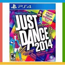 Jogo Just Dance 2014 Ps4 - Versão Em Português