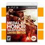 Jogo Medalha De Honra Warfighter Limited Edition Ps3