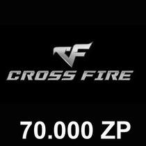 Crossfire Jogo Pc Cartão De 70.000 Zp Cash - Envio Imediato!