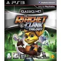 Ratchet E Clank Trilogy Collection Ps3 A Pronta Entrega