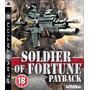 Soldier Of Fortune: Payback Ps3 Original