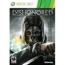 Dishonored Xbox 360 - Jogo Semi Novo