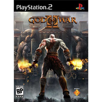 Patch God Of War 2 Legendado Em Português Playstation 2 Ps2