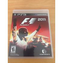 Ps3 Formula 1 2011 Play Station 3