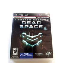 Dead Space 2 Limited Edition Ps3 Mídia Física