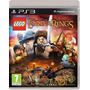 Lego Lord Of The Rings - Jogo Ps3 (seminovo)