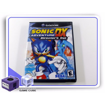 Gc Sonic Adventure Dx Directors Cut Original Gamecube