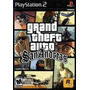 Gta San Andreas Grand Theft A Ps2 Patch Com Capa E Impressão