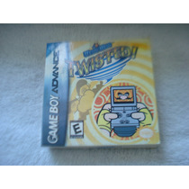 Jogo De Game Boy Advance Warior Ware Twisted