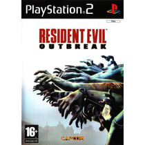 Patche Resident Evil Outbreak (jogoplay2)
