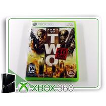 X360 Army Of Two Original Xbox 360