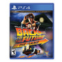 Back To The Future The Game 30thanniversary Ps4 Mídia Fisica