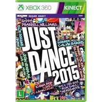 Just Dance 2015 + Dance Central 3 /para Kinect/mídia Fisica