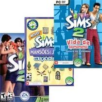 The Sims 2 + Todas As 18 Expansões Completo! Portugues