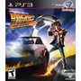 Jogo Ps3 - Back To The Future