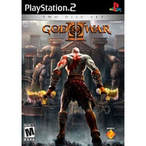 God Of War 2 Legendado Ps2 Patch - Frete Só 6,00