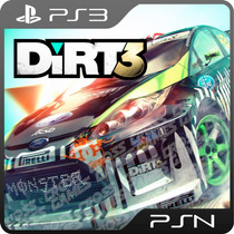Dirt 3 Ps3 - Mídia Digital