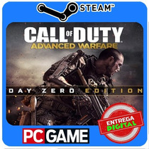 Call Of Duty Advanced Warfare Day Zero Edition Steam Cd-key