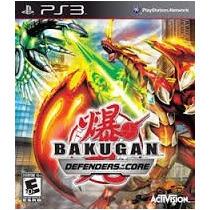 Ps3 - Bakugan Defenders Of The Core - Míd Fís - Original