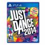 Ps4 Just Dance 2014 Ps4 Totalmente Português /sedex +barato