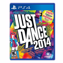 Ps4 Just Dance 2014 Ps4 Totalmente Português /sedex +barato