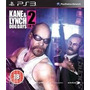Kane E Lynch Dog Days 2 Playstation 3