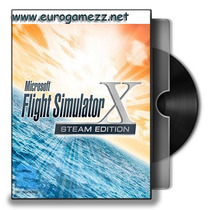 Microsoft Flight Simulator X Steam Edition - Jogo Original