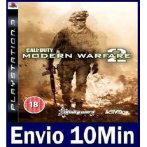 Call Of Duty Modern Warfare 2 Stimulus Pack Mw2 Ps3 Psn