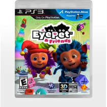 Eye Pet & Friends - Ps3