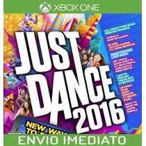 Just Dance 2016 - Xbox One Xone - Português Br - Imediato
