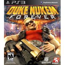 Duke Nukem Forever - Jogo Ps3 - Em Disco - Playstation 3
