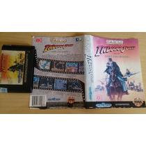 Indiana Jones And The Last Crusade Mega Drive