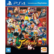 J-stars Victory Vs+ Ps4 Original E Lacrado