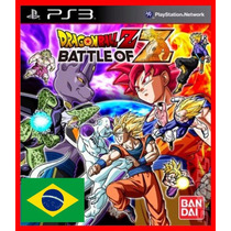 Dragon Ball Z Battle Of Z Ps3 Psn Portugues Br Promocao