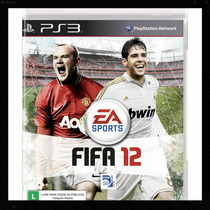 Fifa 2012 12 Ps3 Original Lacrado Pronta Entrega