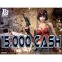 Point Blank - Pin De 15.000 Cash - Envio Rápido!