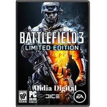 Battlefield 3 Pc Envio Em 5 Minutos Original