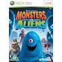Monsters Vs Aliens - Original Impecável - Raro
