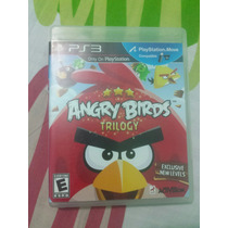 Angry Birds Trilogy ( Ps3 )