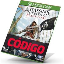 Assassins Creed Iv Black Flag Em Português Xbox One Código
