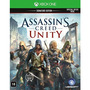 Jogo Assassins Creed Unity - Xbox One - Dublado Português