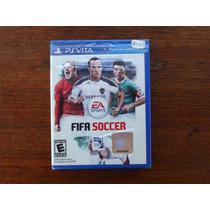 Fifa Soccer Lacrado Original - Foto Real Do Produto