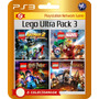 Lego Batman 2 + Marvel + Lotr + Harry Potter (códigos Ps3)
