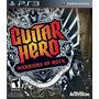 Guitar Hero Warriors Of Rock Original Ps3 Em Disco Garantia
