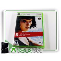 X360 Mirrors Edge Original Xbox 360 Lacrado