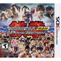 Tekken - Prime Edition 3d - Nintendo 3ds