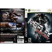 Mx Vs Atv Reflex Xbox 360 Original Frete R$7,00