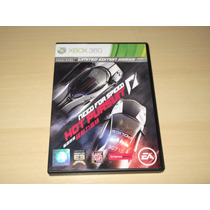 Xbox 360 - Need For Speed Hot Pursuit (japonês)